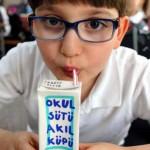 """Okul Sütü""nden Zehirlenmeler"