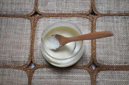 misir unu yogurt peeling 2 Sizden Gelenler: Yoğurtlu Mısır Unlu Peeling Tarifi