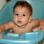 Zehirsiz Bebek Cilt Bakımı