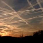 Gökyüzüne Püskürtülen Kimyasallar