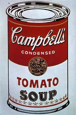Warhol-Campbells-Soup