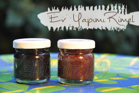 rimel mascara pack shot Tarif: Ev Yapımı Maskara / Rimel