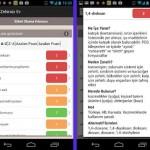Mobil Uygulama: Etiket Okuma Kılavuzu