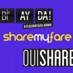 Paylaşım Ekonomisi Buluşması: OuiShare, BiAyda, ShareMyFare